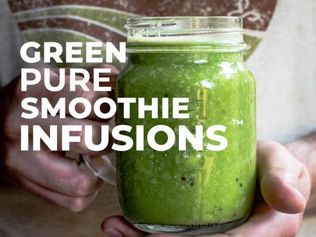 GREEN One-Step-Wonder smoothie