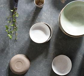 Kolekcja ceramiczny