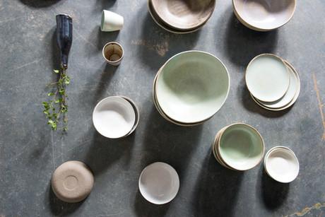 Ceramic Collection 茶器