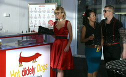 Hot didely Dogs