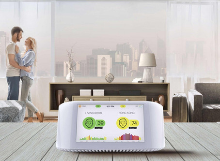 Enhancing Your Home's Air Quality - The IQAir Advantage.