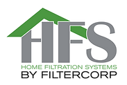 HFS Home Filtration Systems by Filtercorp Logo