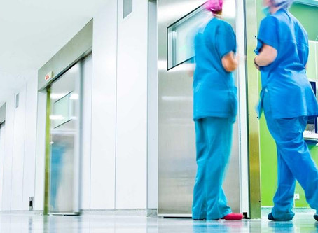Healthcare Acquired Infections (HAIs): What's in the air?
