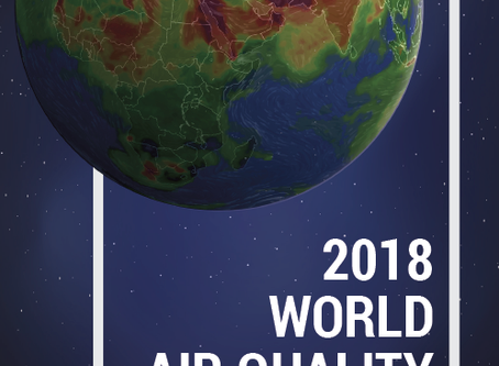 IQAir's 2018 World Air Quality Report