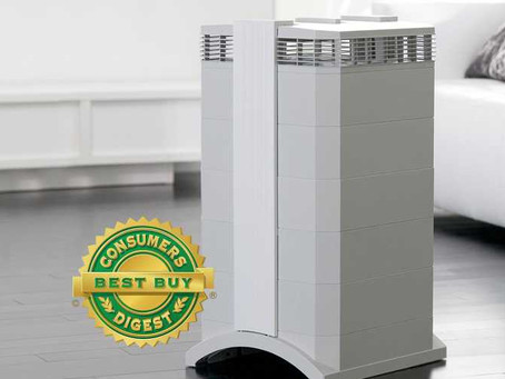 IQAir wins top rated air purifier award – for the 5th time