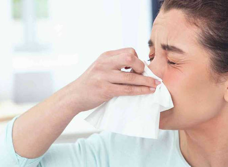 Allergic Rhinitis: More than just a stuffy nose