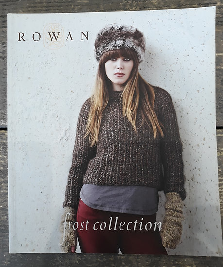Rowan Frost Collection Book