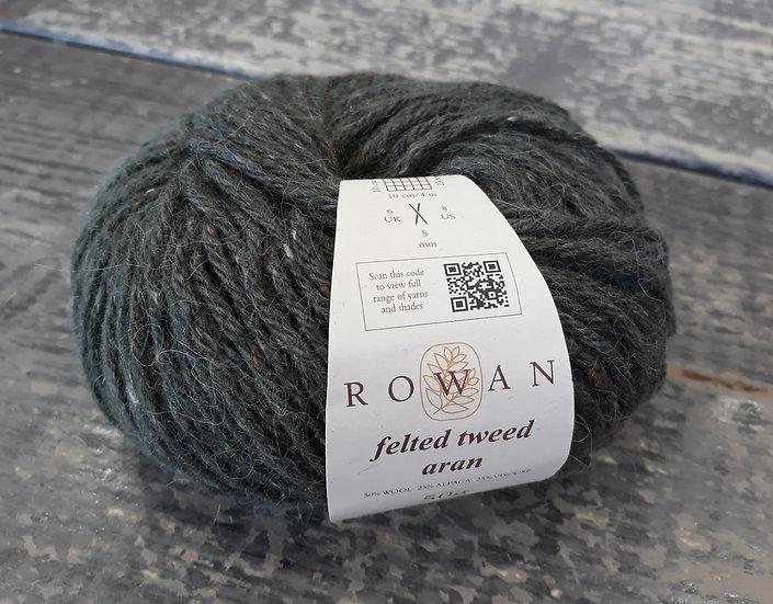 Rowan - Felted Tweed Aran - 740