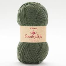 Sirdar - F097 - Country Style 4 ply - 50g - Shade 428