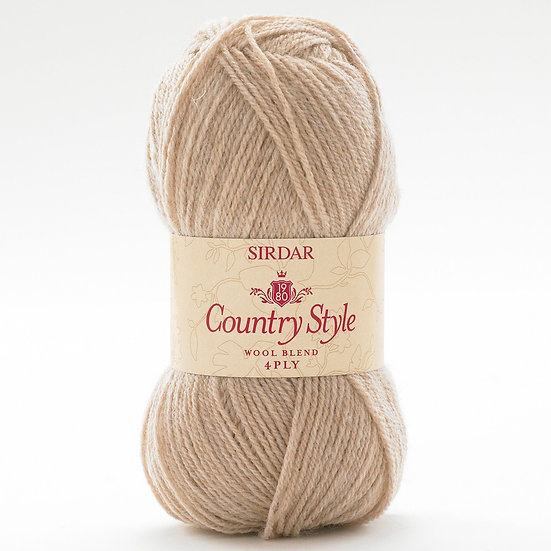 Sirdar - F097 - Country Style 4 ply - 50g - Shade 404