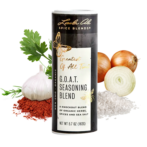 Laila Ali G.O.A.T. Seasoning Blend