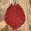 Thumbnail: Leaf Bag Charm - Fall Foliage