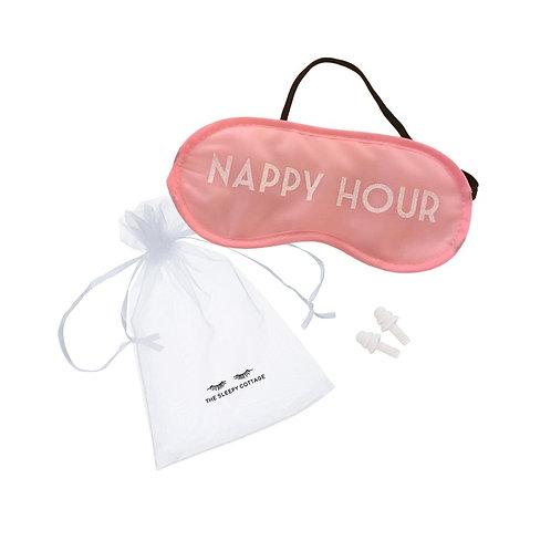 Nappy Hour Sleep Mask Set