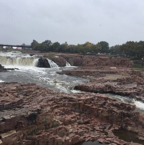 Falls Park Sioux Falls South Dakota