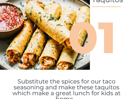 4 Mexican Recipes To Try