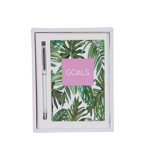 Goals Notebook Set