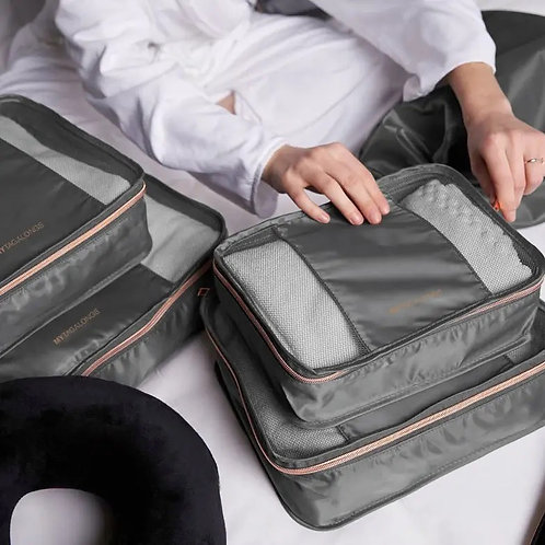 For the Long Haul Packing Cubes