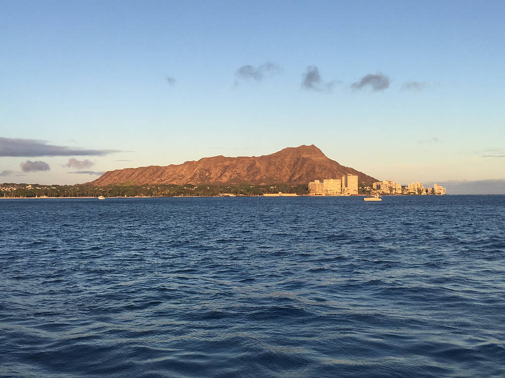 Diamond Head State Monument Honolulu Hawaii