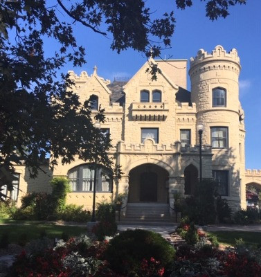 Joslyn Castle Omaha Nebraska
