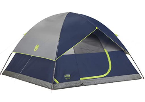 Coleman Camping Tent on Amazon
