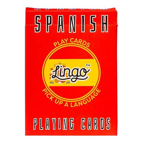 Spanish Lingo Cards