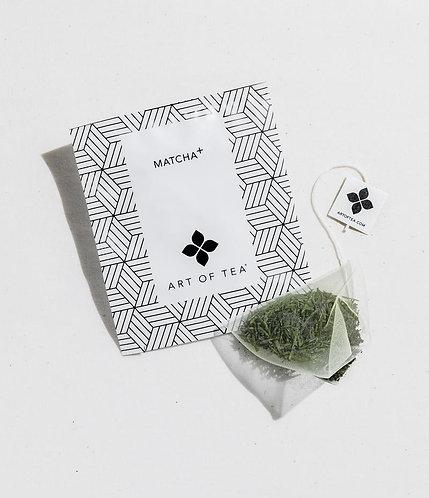 Matcha + Tea Ego Teabag Packet