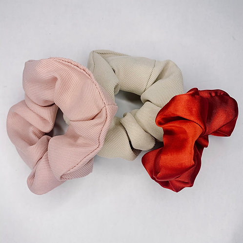 3 for $12 Scrunchies