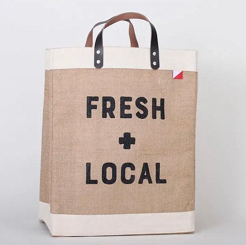 Fresh and Local Tote