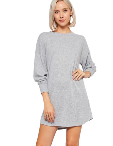 The Jetsetter Sweater Dress