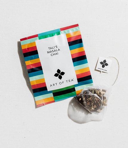 Tali's Chai Tea Packet