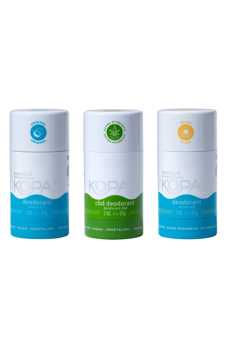 Kopari Organic Deodorant Set