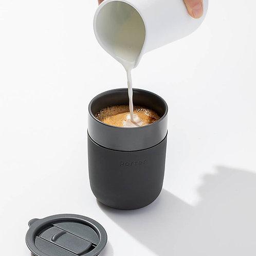 Black W&P Porter Ceramic Mug 12oz