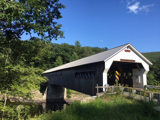 Dummerston Covered Bridge Vermont