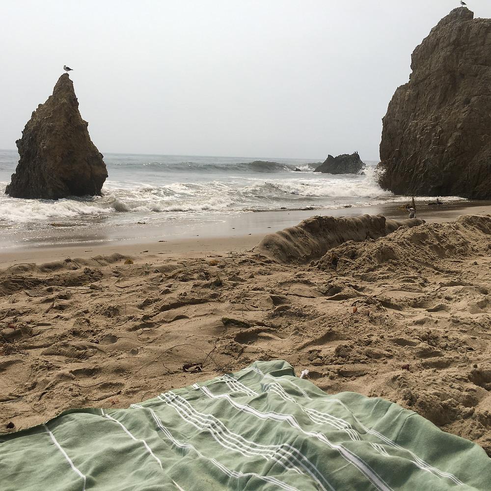 El Matador State Park Beach California