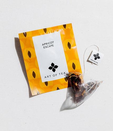 Apricot Escape Eco Teabag Packet