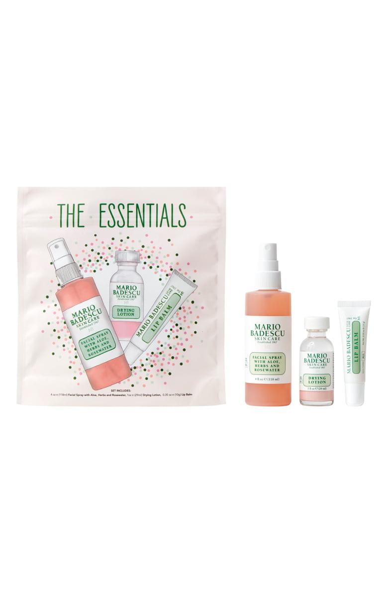 Mario Badescu The Essentials Skincare Set