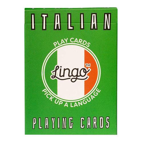 Italian Lingo Cards