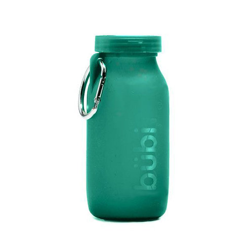 Green Bubi Collapsible Water Bottle