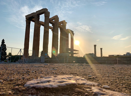 10 Stunning Photos From Athens, Greece