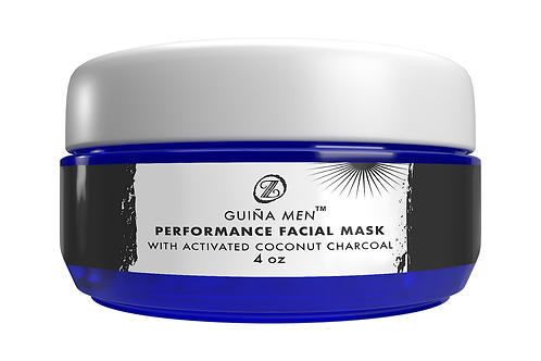 Guiña Men™ Purifying Coconut Charcoal Mask