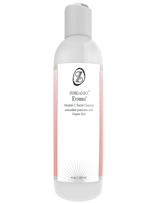 Evouma™ Vitamin C Facial Cleanser