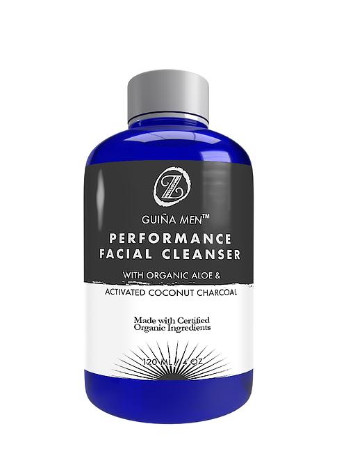 Guiña Men™ Performance Coconut Charcoal Cleanser