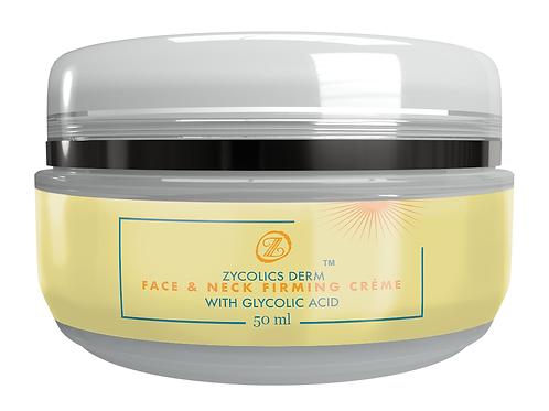 Zycolics™ Derm Face & Neck Firming Crème