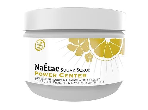 NaÉtae™ Chakras Sugar Scrub, Power Center