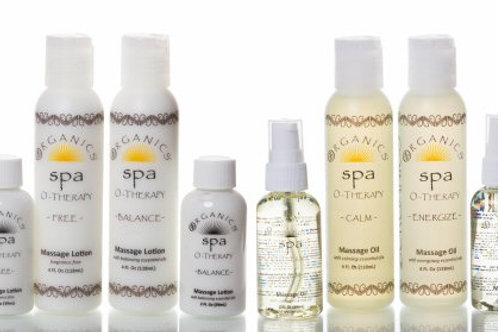 O Therapy™ Massage Oil + Lotion Spa Collection