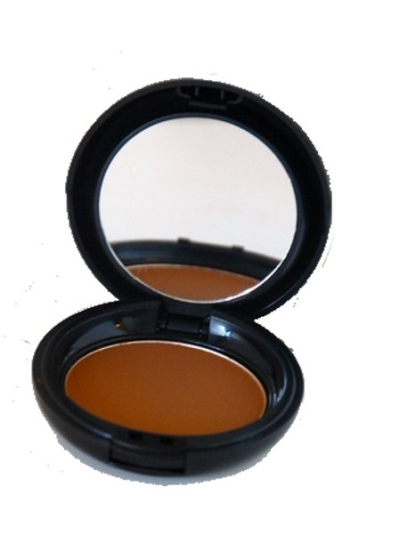Dual Mineral Foundation in Ebony
