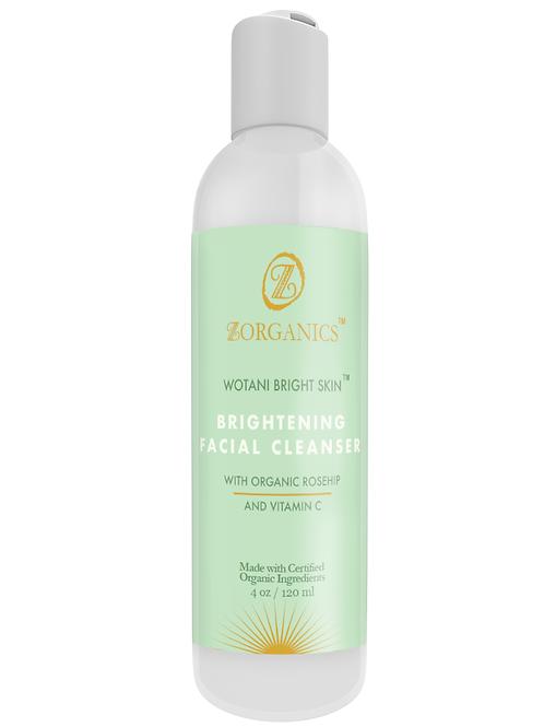Wotani™ Bright Skin Brightening Facial Cleanser