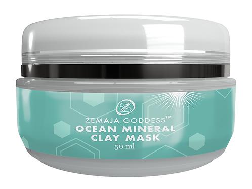 Zemaja™ Goddess Ocean Mineral Clay Mask