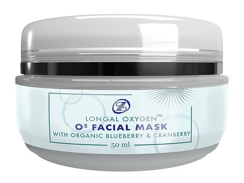 Longal™ Oxygen O² Facial Mask