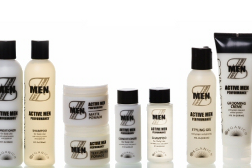 Active Men Perfomance Hair Care Collection